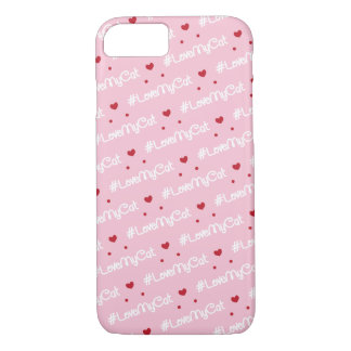 #LoveMyCat Barely There iPhone 7 Case