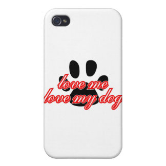 LOVEMYDOG09 iPhone 4/4S COVER