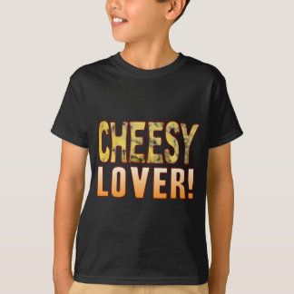 Lover Blue Cheesy T-Shirt
