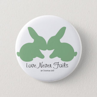 Lover Never Fails Button