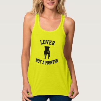 Lover Not  A Fighter Singlet