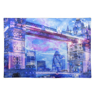 Lover's London Dreams Placemat