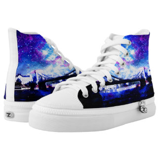 Lover's Budapest Dreams High Tops