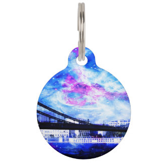 Lover's Budapest Dreams Pet Tag