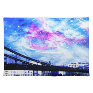 Lover's Budapest Dreams Placemat