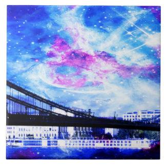 Lover's Budapest Dreams Tile