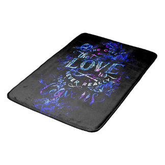Lover's Dream of the Ones that Love Us Bath Mat