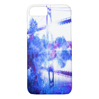 Lover's Dreams Bridge to Anywhere iPhone 8/7 Case