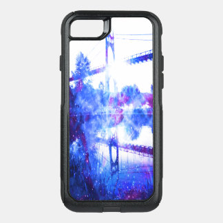 Lover's Dreams Bridge to Anywhere OtterBox Commuter iPhone 8/7 Case