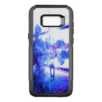 Lover's Dreams Bridge to Anywhere OtterBox Commuter Samsung Galaxy S8+ Case