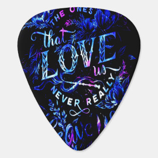 Lover's Dreams of the Ones that Love Us Guitar Pick