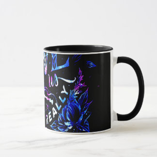 Lover's Dreams of the Ones that Love Us Mug