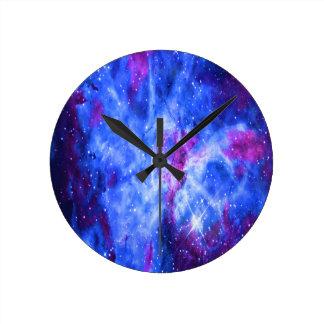 Lover's Dreams Round Clock