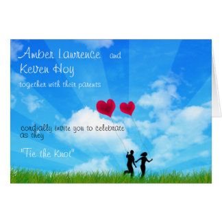 lovers greeting card