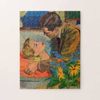 Lovers in Love Jigsaw Puzzle