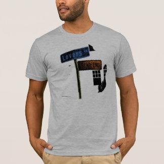 Lovers Lane...Dead End T-Shirt