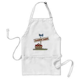 Lovers Lane T-shirts and Gifts Standard Apron