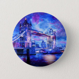 Lover's London Dreams 6 Cm Round Badge
