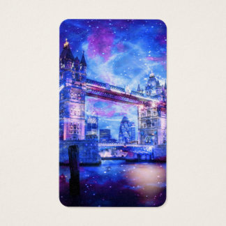 Lover's London Dreams Business Card
