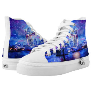 Lover's London Dreams High Tops
