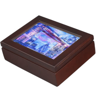 Lover's London Dreams Keepsake Box