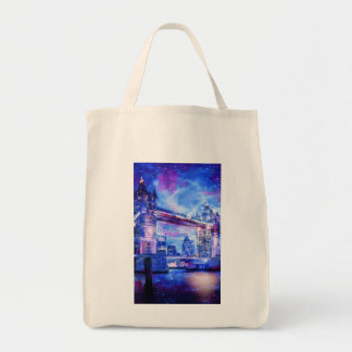 Lover's London Dreams Tote Bag