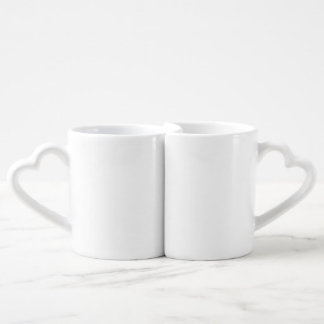 Lovers' Mug Set diy template ADD photo image text