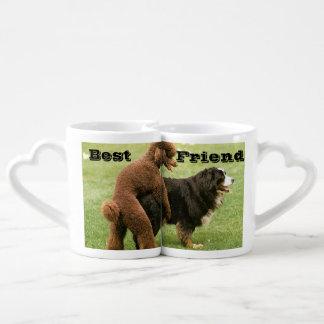 Lovers Mug Set Fun Time