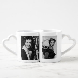 Lovers mugs vintage Robin Hood & Maid Marian