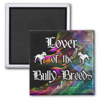 Lovers of the Bully Breeds Magnets