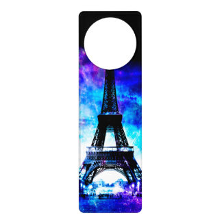 Lovers Parisian Creation Dreams Door Hanger