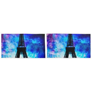 Lovers Parisian Creation Dreams Pillowcase