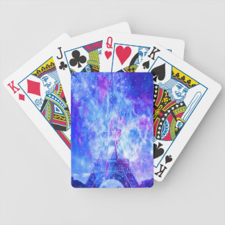 Lover's Parisian Dreams Bicycle Playing Cards