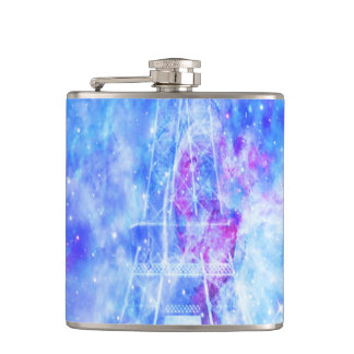 Lover's Parisian Dreams Hip Flask