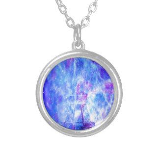 Lover's Parisian Dreams Silver Plated Necklace