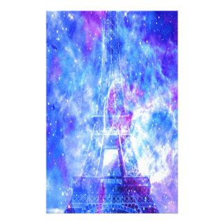 Lover's Parisian Dreams Stationery