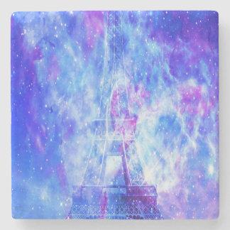 Lover's Parisian Dreams Stone Coaster
