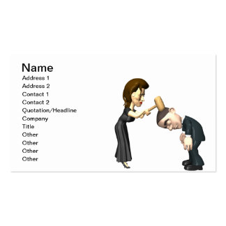 Lovers Quarrel Pack Of Standard Business Cards