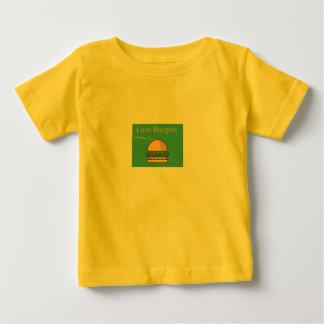 Loves Burger Baby T-Shirt