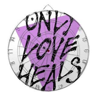 LOVES-HEAL DARTBOARD