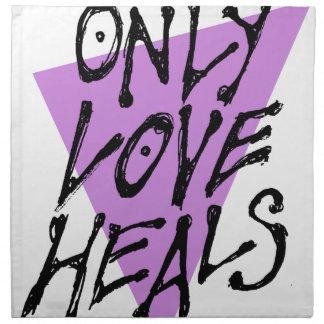 LOVES-HEAL NAPKIN