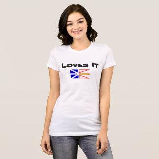 Loves It - Women's T Shirt
