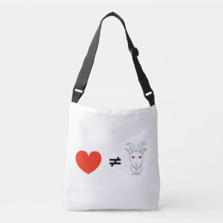 Love's No Billy-Goat Tote