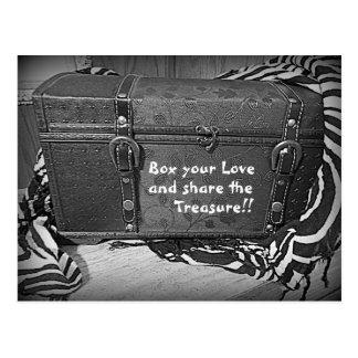 Love's Treasure's Card