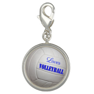 Loves Volleyball