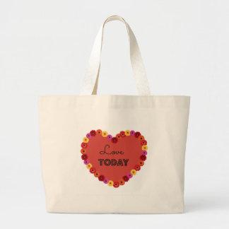 Lovetoday Large Tote Bag