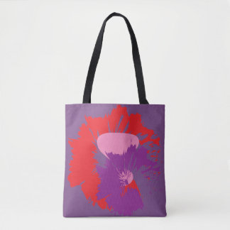 LoveUMore Two Explosion Tote Bag