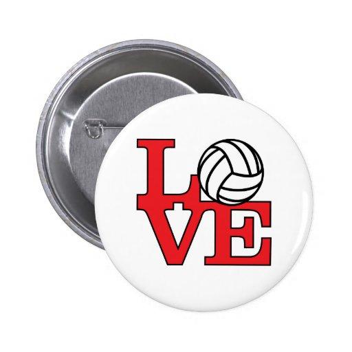 LoveVB-red Pin