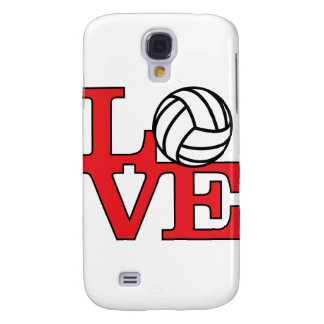 LoveVB-red Samsung Galaxy S4 Covers