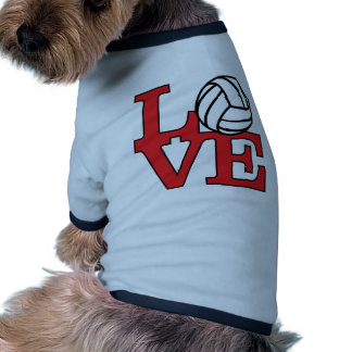 LoveVB-red Pet Clothes